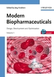 Modern Biopharmaceuticals: Design, Development and Optimization, 4 Volume Set (352731184X) cover image