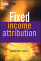Fixed Income Attribution (0470011750) cover image