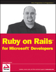 Ruby on Rails for Microsoft Developers (0470374950) cover image