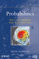 Probabilities: The Little Numbers That Rule Our Lives (0470624450) cover image