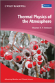 Thermal Physics of the Atmosphere (0470745150) cover image