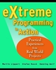 eXtreme Programming in Action: Practical Experiences from Real World Projects (0470847050) cover image