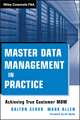 Master Data Management in Practice: Achieving True Customer MDM (0470910550) cover image