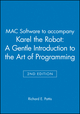 MAC Software to accompany Karel the Robot: A Gentle Introduction to the Art of Programming 2e (0471107050) cover image