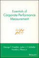 Essentials of Corporate Performance Measurement (0471203750) cover image