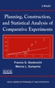 Planning, Construction, and Statistical Analysis of Comparative Experiments (0471213950) cover image