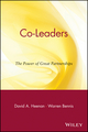 Co-Leaders: The Power of Great Partnerships (0471316350) cover image