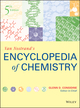 Van Nostrand's Encyclopedia of Chemistry, 5th Edition (0471615250) cover image