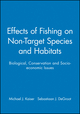 Effects of Fishing on Non-Target Species and Habitats: Biological, Conservation and Socio-economic Issues (0632053550) cover image
