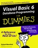 Visual Basic 6 Database Programming For Dummies (0764506250) cover image