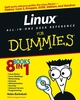 Linux All-in-One Desk Reference For Dummies (0764588850) cover image