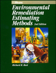 Environmental Remediation Estimating Methods, 2nd Edition (0876296150) cover image