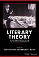 Literary Theory: An Anthology, 3rd Edition (1118707850) cover image
