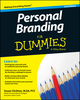 Personal Branding For Dummies, 2nd Edition (1118915550) cover image