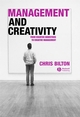 Management and Creativity: From Creative Industries to Creative Management (1405119950) cover image