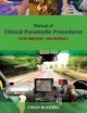 Manual of Clinical Paramedic Procedures (1405163550) cover image