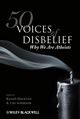 50 Voices of Disbelief: Why We Are Atheists (1405190450) cover image