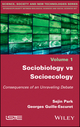 Sociobiology vs Socioecology: Consequences of an Unraveling Debate (1786301350) cover image
