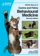BSAVA Manual of Canine and Feline Behavioural Medicine, 2nd Edition (1905319150) cover image
