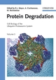 Protein Degradation: Cell Biology of the Ubiquitin-Proteasome System, Volume 3 (3527314350) cover image