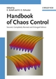 Handbook of Chaos Control, 2nd Edition (3527406050) cover image