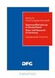 Stammzellforschung in Deutschland. Möglichkeiten und Perspektiven (3527611150) cover image