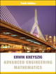Advanced Engineering Mathematics, 10th Edition (EHEP001850) cover image