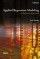 Applied Regression Modeling: A Business Approach (0470052651) cover image
