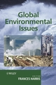 Global Environmental Issues (0470093951) cover image