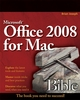 Microsoft Office 2008 for Mac Bible (0470383151) cover image