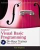 Stephens' Visual Basic Programming 24-Hour Trainer (0470943351) cover image