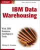 IBM Data Warehousing: with IBM Business Intelligence Tools (0471133051) cover image