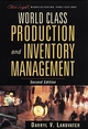World Class Production and Inventory Management, 2nd Edition (0471178551) cover image