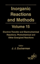 Inorganic Reactions and Methods, Volume 15, Electron-Transfer and Electrochemical Reactions; Photochemical and Other Energized Reactions (0471186651) cover image