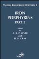 Iron Porphyrins, Part 3 (0471187151) cover image