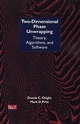 Two-Dimensional Phase Unwrapping: Theory, Algorithms, and Software (0471249351) cover image