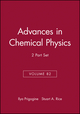 Advances in Chemical Physics, Volume 82, 2 Part Set: State Selected and State-to-State Ion-Molecule Reaction Dynamics (0471303151) cover image