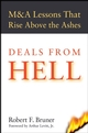 Deals from Hell: M&A Lessons that Rise Above the Ashes (0471395951) cover image