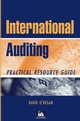 International Auditing: Practical Resource Guide (0471476951) cover image