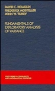 Fundamentals of Exploratory Analysis of Variance (0471527351) cover image
