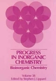 Progress in Inorganic Chemistry, Volume 38: Bioinorganic Chemistry (0471529451) cover image