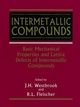Intermetallic Compounds, Volume 2, Basic Mechanical Properties and Lattice Defects of (0471611751) cover image