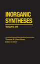 Inorganic Syntheses, Volume 35 (0471682551) cover image