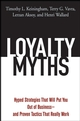Loyalty Myths: Hyped Strategies That Will Put You Out of Business -- and Proven Tactics That Really Work (0471743151) cover image