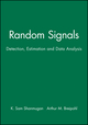 Random Signals: Detection, Estimation and Data Analysis (0471815551) cover image