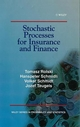 Stochastic Processes for Insurance and Finance (0471959251) cover image