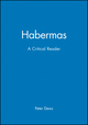 Habermas: A Critical Reader (0631201351) cover image
