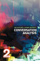 Conversation Analysis, 2nd Edition (0745638651) cover image
