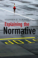 Explaining the Normative (0745642551) cover image