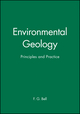 Environmental Geology: Principles and Practice (0865428751) cover image